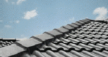 tile roof gutter guard